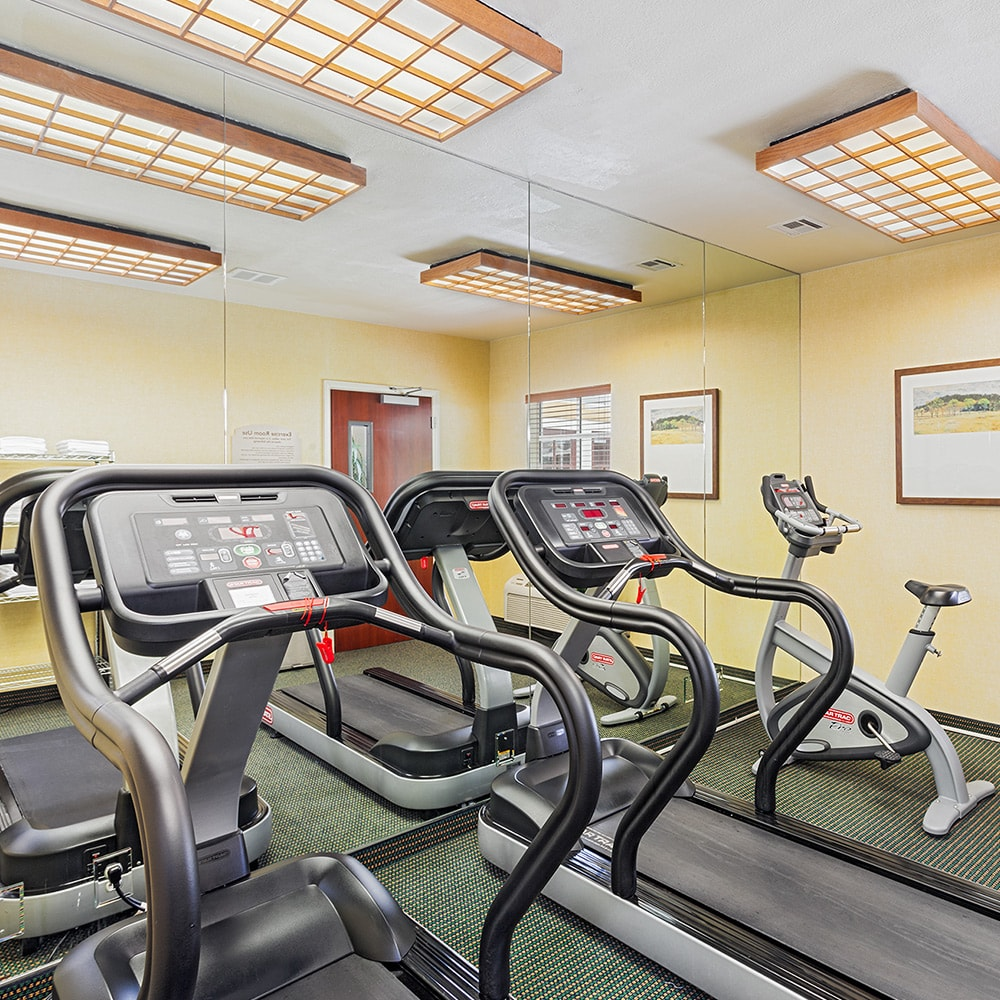 Hotel Workout Room Anaheim